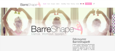 Barre Shape